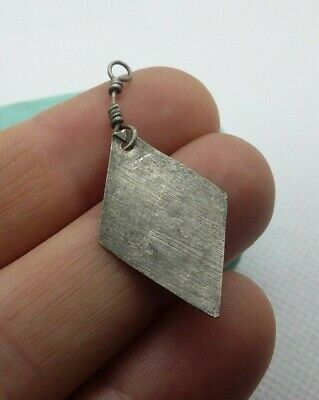 Rare! Perfect Ancient  Silver Ornament Decoration Viking AGE c.9-11 AD #454 7