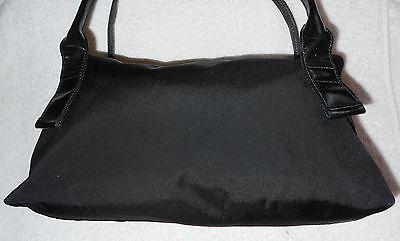 cedf6ec9077 ELLE SAC À main toile nylon et garnitures noir TBE - EUR 12