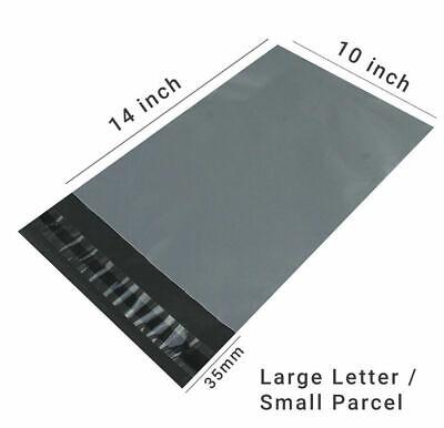 GREY Postal Packaging Bags Plastic Parcel Mailing Packing Envelopes Polythene XX 4