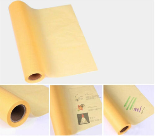 Transparent Draft Sketch Tracing Paper Artist Copy Drafting Acid Butter Paper OZ