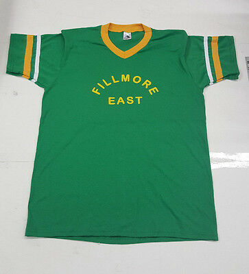Fillmore East / West T-shirt Jersey retro