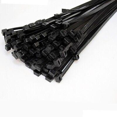 EU-PROFI KABELBINDER 100 x 2,5 - 920 x 9,0 mm Industriequalität 10 bis 5000 Stck