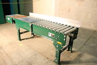 ALVEY STEEL ROLLER Conveyor ~85