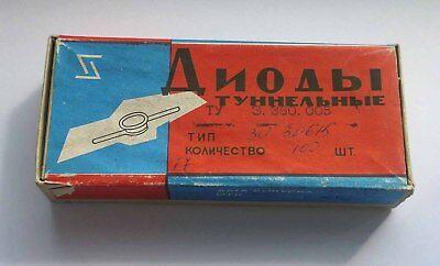 10x Tunnel Diodes GaAs AI201A Soviet Amplifier Lot 10pcs #571