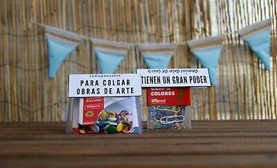Kit emergencia profes molones - Regalo profesor - Mystery box - Teacher box 6