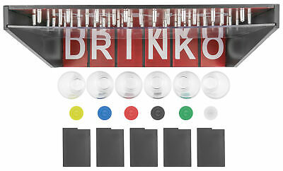 DRINKO NOVELTY DRINKING GAME Hilarious Funny Crazy Social Party Games College 4