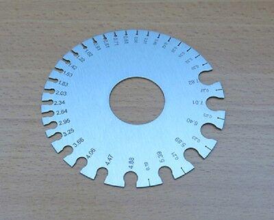 Expo 71500 swg standard wire gauge measuring metric conversion expo 71500 swg standard wire gauge measuring metric conversion tool keyboard keysfo Images