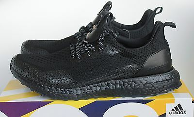 63198a8c2cc8e ... Adidas x Haven Uncaged Ultra Boost Triple Black Leather BY2638 UK 5 7 8  US New