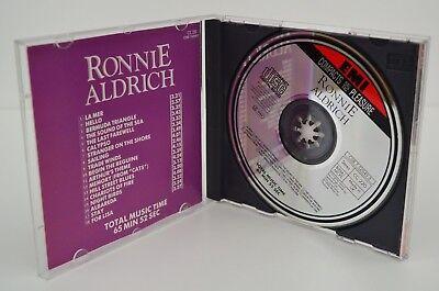 Emi/Compacts For Pleasure: Ronnie Aldrich His Piano & Orch Cd - Great Condit! 3