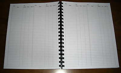 Reservation Book for Restaurant soft cover