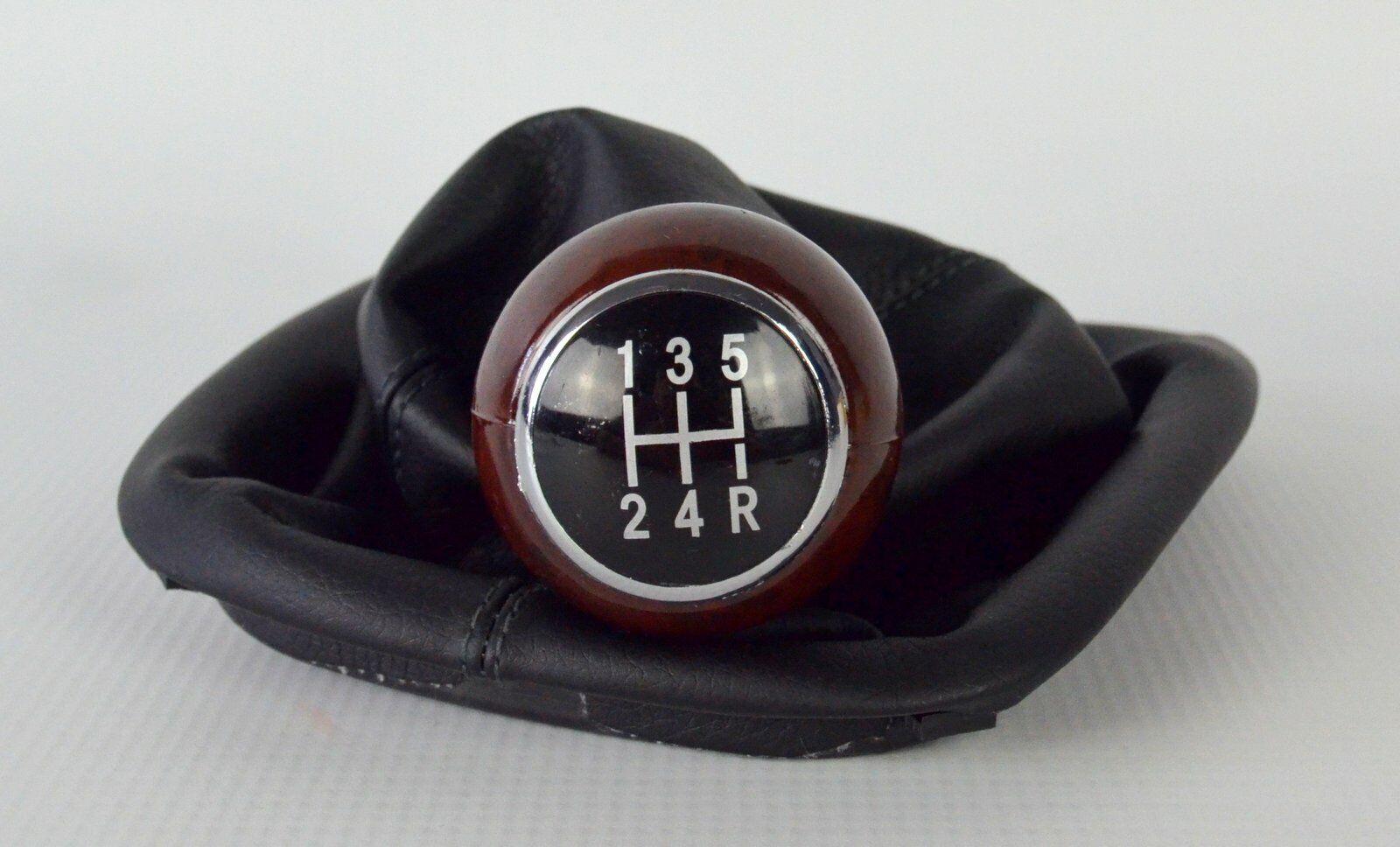 VW PASSAT B5 FL 00-05 SCHALTKNAUF KNOPF KNAUF CHROM RING DECKEL SCHALTSACK