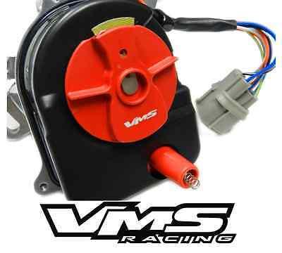 VMS RACING HIGH Performance Polished Distributor Coil Integra Gsr Del Sol  Billet