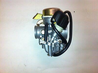 Linhai CVK Carburetor W/ Electric Choke For 250cc/260cc/300cc Ver.2 Outdoor Sports Scooters Manco Talon