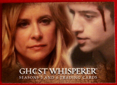 GHOST WHISPERER - Seasons 3 & 4 - Complete Base Set (72 cards) - Breygent 2010 11