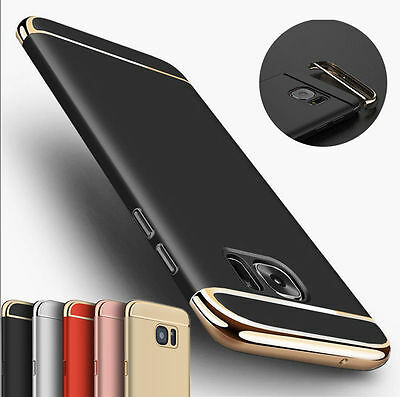 Shockproof Hard Case Cover for Samsung Galaxy S8 S9 plus Cellphone Accessory USA 5
