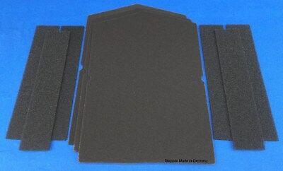 2 x Schwammfilter für Beko DPU 7340 / DPU 8306 Wärmepumpentrockner Filter      X