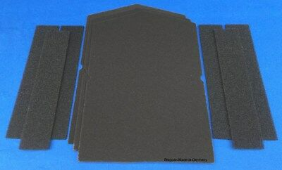 3 x Schwammfilter für Beko DPU 7340 / DPU 8306 Wärmepumpentrockner Filter      X