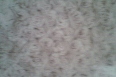 Girls Vintage Angels Soft Furry Coat age 5-6 years IMMACULATE!! 3