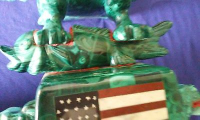 Exquisite Large Malachite Eagle 7