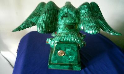 Exquisite Large Malachite Eagle 6