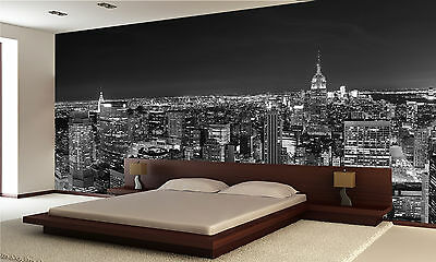 New York City Manhattan Wall Mural Photo Wallpaper Giant Decor Paper Poster