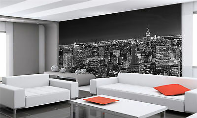 New York City Manhattan Wall Mural Photo Wallpaper Giant Decor Paper Poster