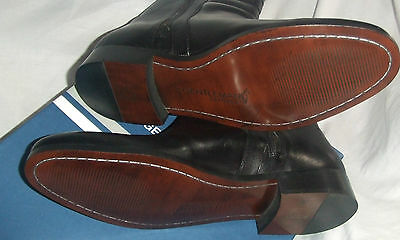 Gentleman Farmer Bottines Boots Gino Pointure 43 En Cuir Veritable Camel eMpHyC