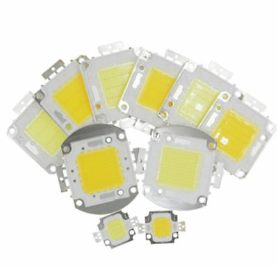 10W 50W 100W LED Lamp Light COB SMD Bulb Chip 20W 30W 70W High Power DIY 12-36V 2