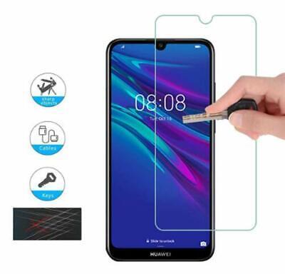 Verre trempé Huawei P30 P30 Lite P30 Pro vitre film protection écran 9H Lot 2 6