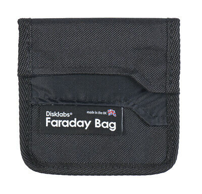 Disklabs Key Shield (KS1) Faraday Bag - RF Shielding for Car Keys 5