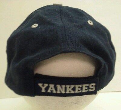 ff05dbed0a1c1 ... New York Yankees Baseball Adjustable Hat Cap Twins Enterprise MLB  Embroidered 3
