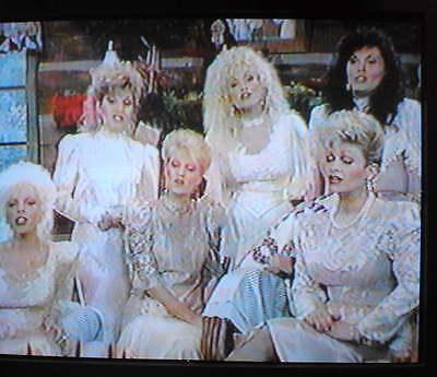 """DOLLY PARTON """"HOME FOR CHRISTMAS"""" TV-SPECIAL, 1990 DVD - Smokey Mountains - RARE 3"""