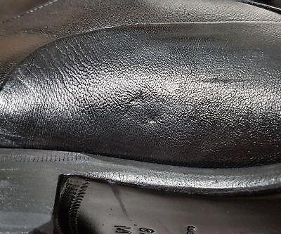 62307ddba63 ... Monte Rosso Lazio Cap Toe Oxford Black Soft Leather Mens Size 8.5 M 7