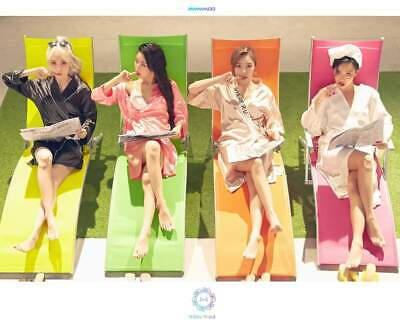 Mamamoo-[White Wind] 9th Mini Album CD+Poster+Booklet+Card+Frame+Special+Gift 3
