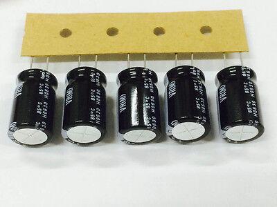 5pcs 2200uF 16V Nichicon VR 12.5x20mm 16V2200uF Electrolytic Capacitor