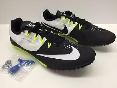 pretty nice badb9 80991 ... 3Only 2 available Nike ZOOM Rival S 8 Sprint Race Jump Running Track  Spikes Shoes + Wrench Mens 2