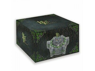 Stunning /'The Charmed One/' Trinket Box designed by Lisa Parker