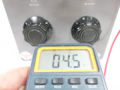 Shallcross 817-A Resistance Box Four Decade 0.01 To 100 Ohm 7