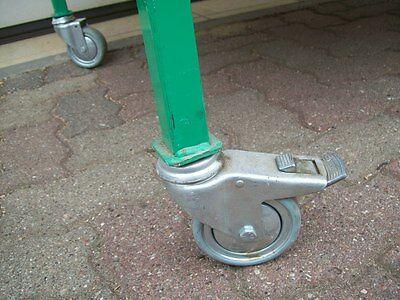 Arbeitstisch Rollbar packtisch arbeitstisch rollbar etagenrollwagen mobil groß stabil