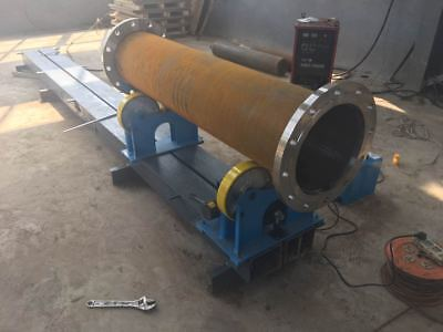 1 Ton heavy duty turning driver Pipe Tube Welding Rotary Roller Positioner frame 3