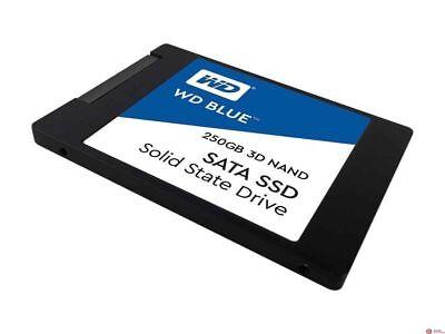 """SSD 2.5"""" WD Green Blue 120GB 250GB 500GB 1TB 2TB SATA Internal Solid State Drive"""