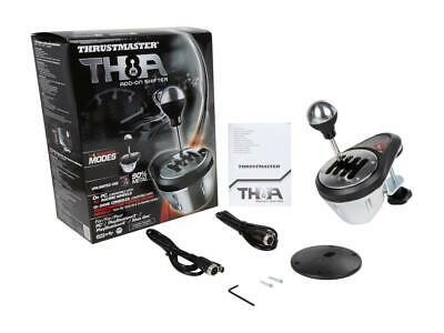 Thrustmaster VG TH8A Add-On Gearbox Shifter for PC, PS3, PS4 and Xbox One 6