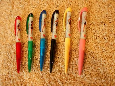 1 Naked Female Stripper Floaty Pen Nude Girl  Woman Tip and strip ink pens