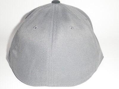 $32 Volcom TOO STONE 210 Hat Black Grey Purple L//XL NEW Cap Flex Skate Surf