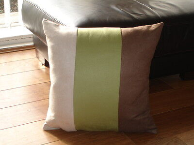 Super soft faux suede cushion covers 4