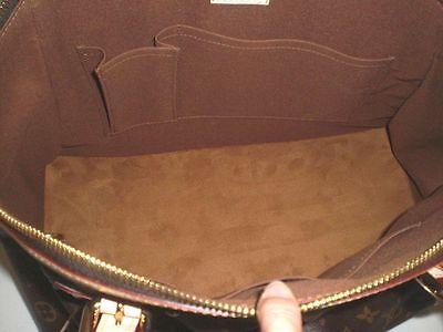 873d4880841c ... Brown Base Shaper Liner that fit the Louis Vuitton Tivoli GM bag 8