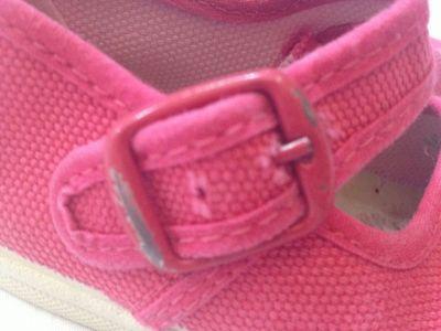 low priced 7a914 9859d DIAMANTINO - SCARPE da bambina - colore rosa scu - con chiusura a fibbia -  USATE