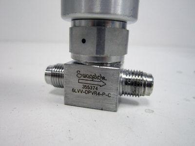 SWAGELOK Ultra-HIGH Purity Diaphragm Sealed Valve 1//4 M VCR 6LVV-DPVR4-P-CM-2
