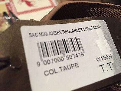 a4c2f994d9 LES P'TITES BOMBES HIVER 2015-2016 : sac mini ref W159301 neuf,étiq ...