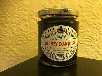NEW  Rare Limited Edition Tiptree Wilkin & Sons Berry Daiquiri Cocktail Conserve 2